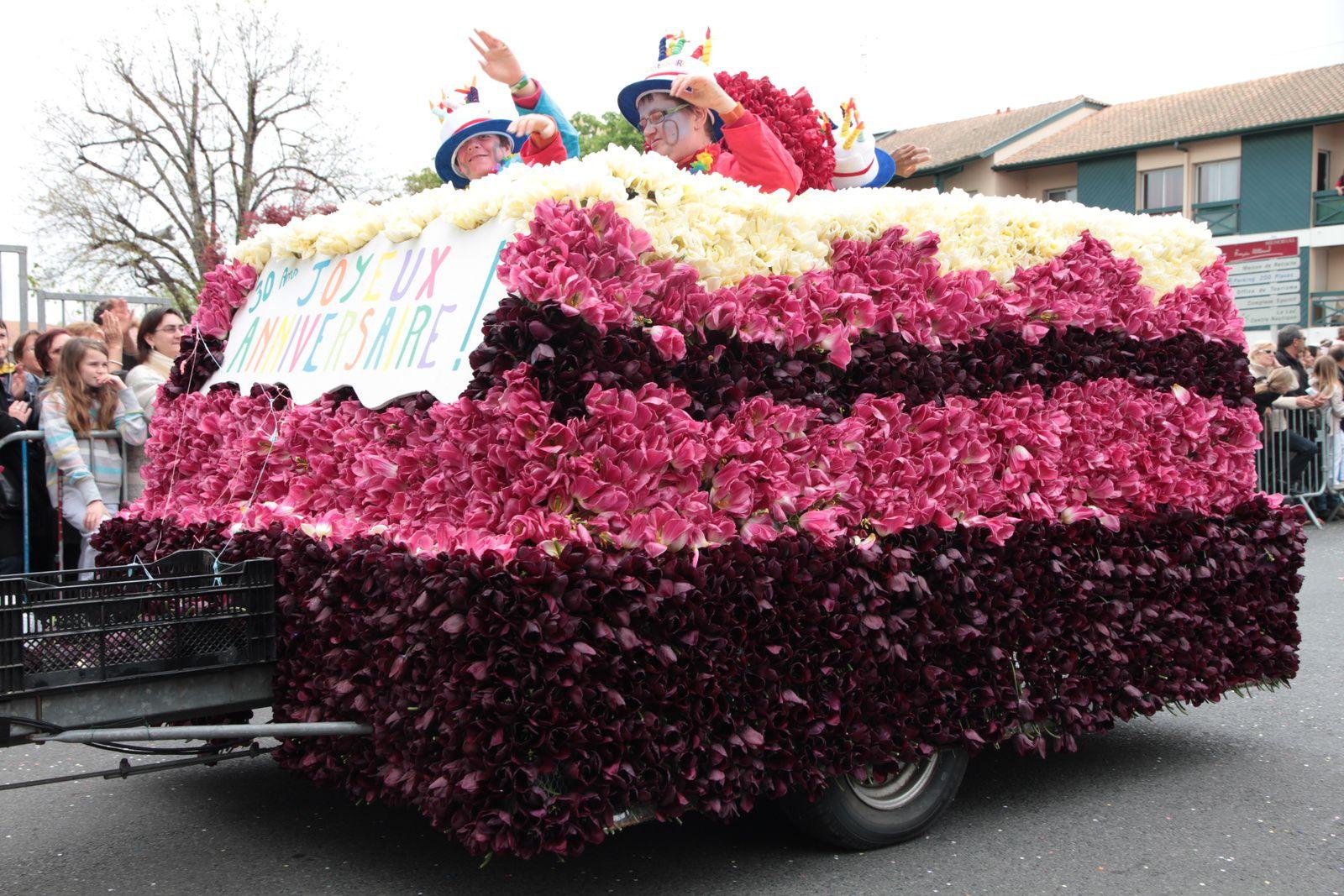 Vous allez à la fête de la Tulipe à Soustons?