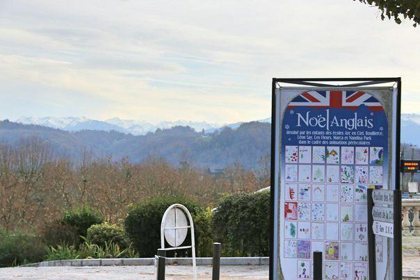 Noël so British à Pau