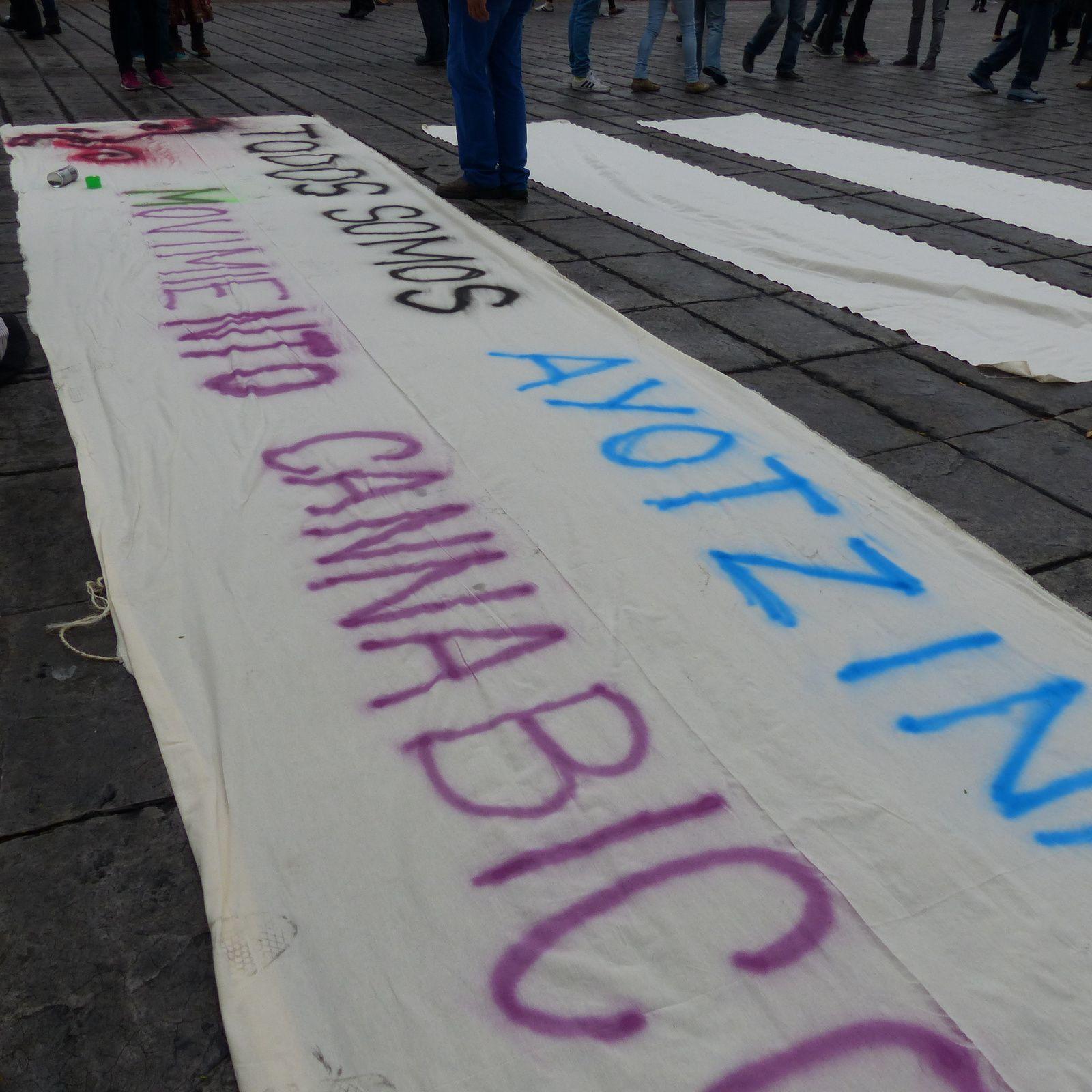 20 novembre manifestation mondiale géante pour Ayotzinapa,