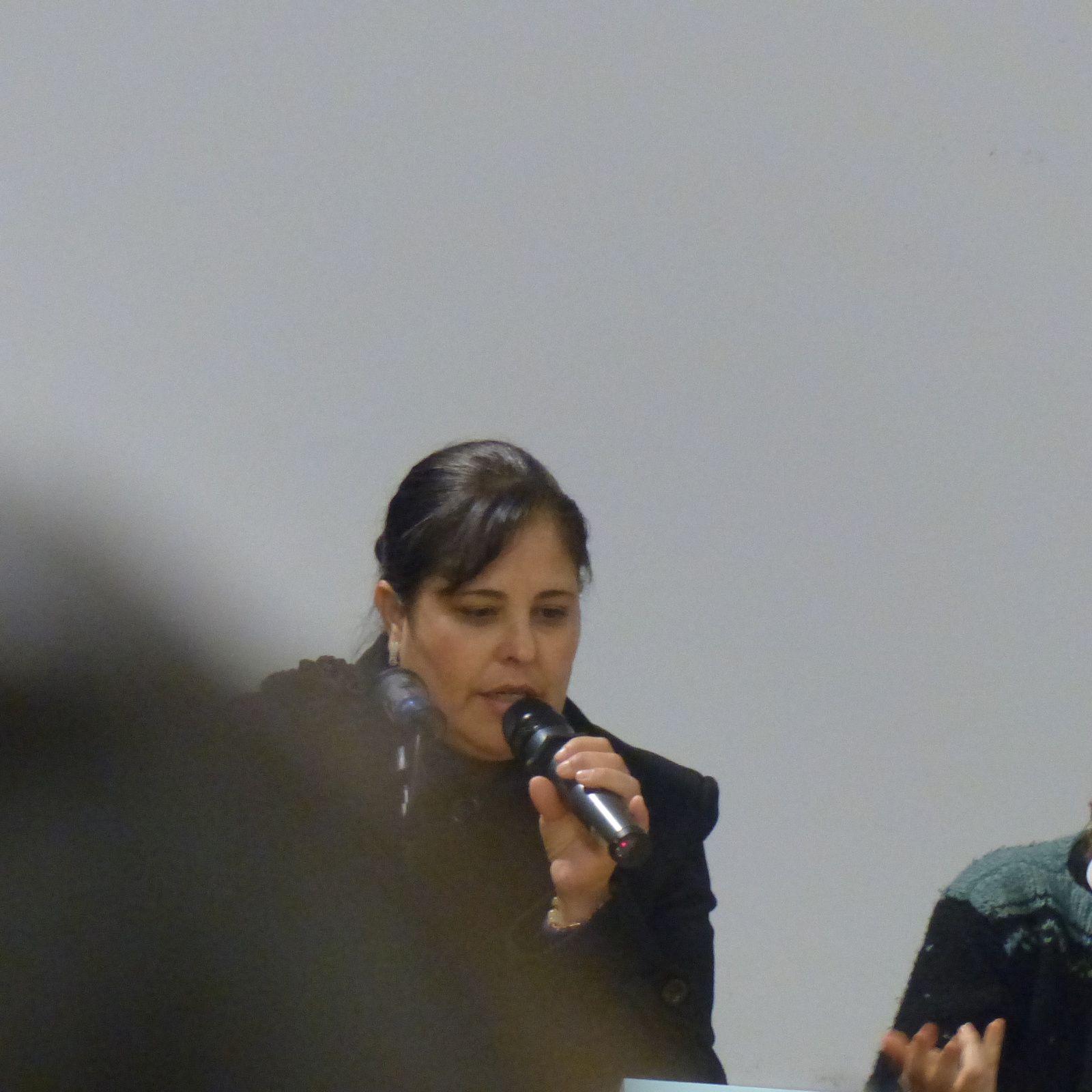 Trois mères de jeunes disparus: A Chihuahua, DF, Ayotzinapa. Réclamant justice.