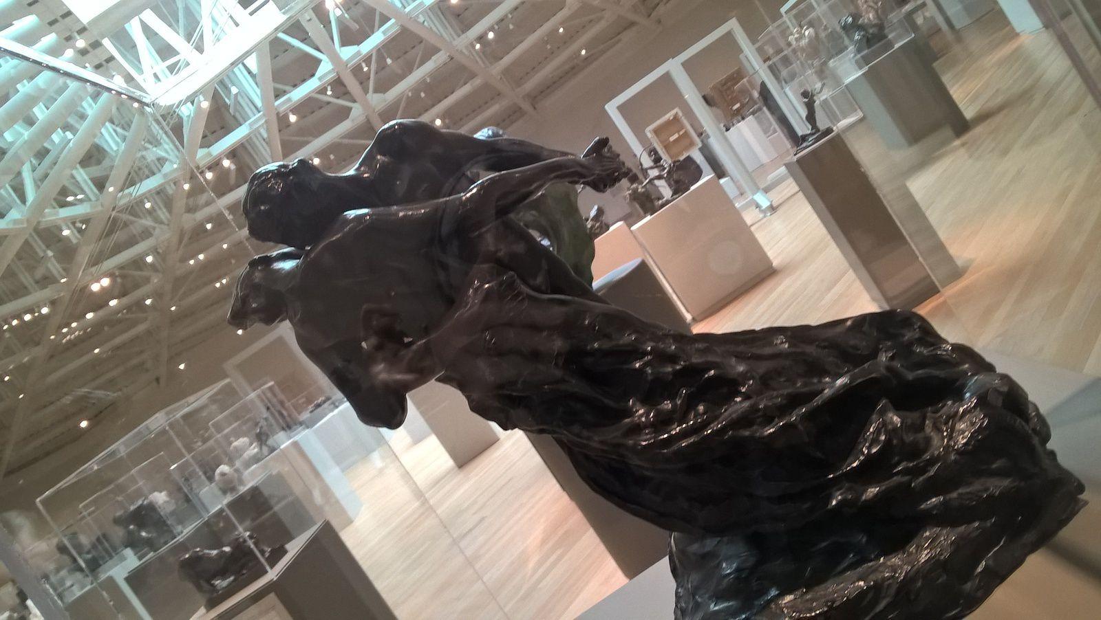 Rodin et les sculpteurs de son temps au Soumaya