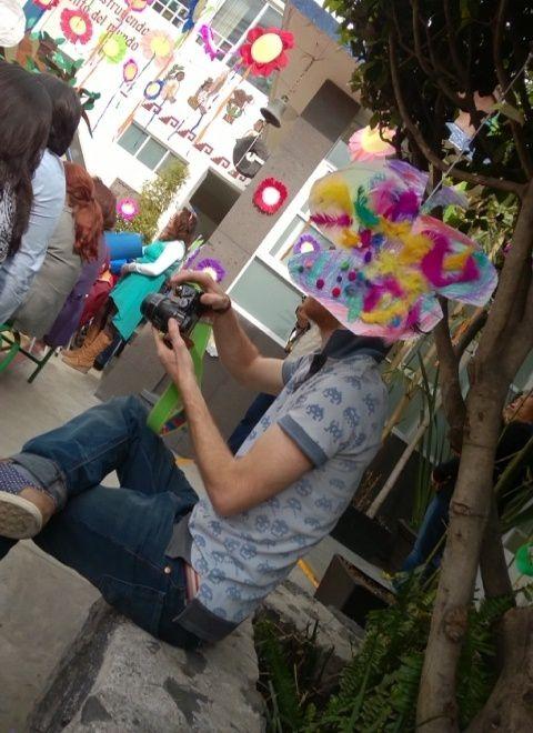 Festival de primavera al instituto pedagogico
