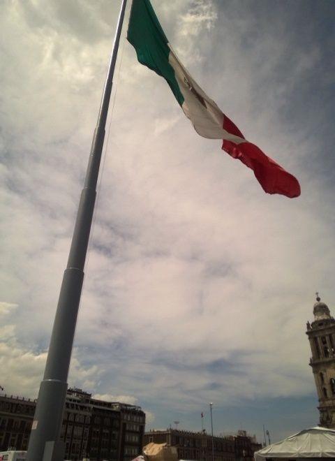 8de marzo, jour des femmes à la capitale mex.