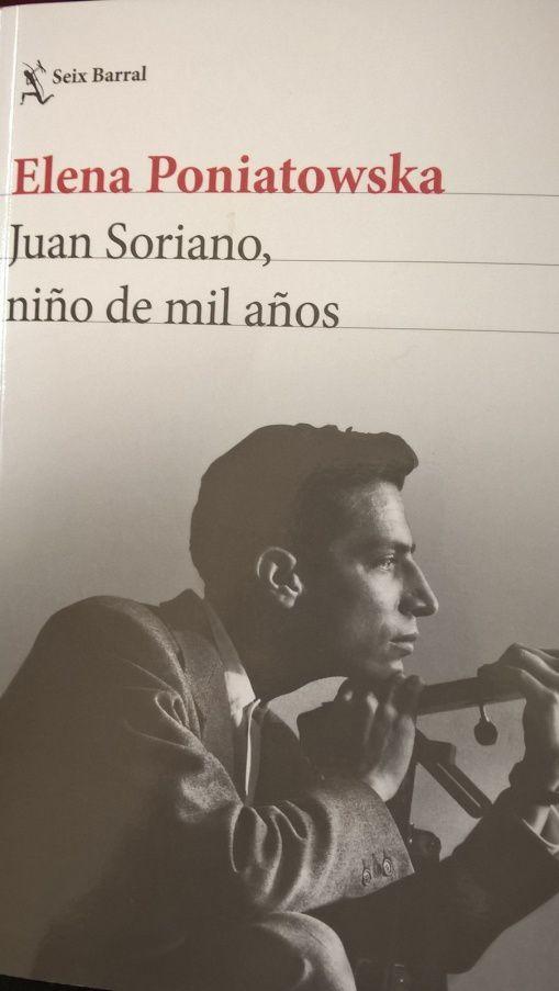 Juan Soriano niño de mil años. Elena Poniatowska