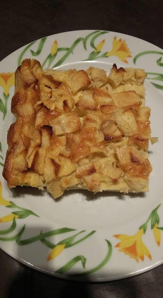Façon clafoutis aux pommes