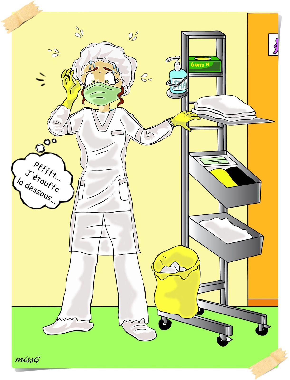 40-Tu sais que tu es infirmière quand...