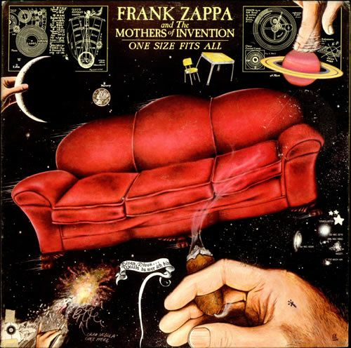 One Size Fits All - Frank Zappa and The Mothers of Invention