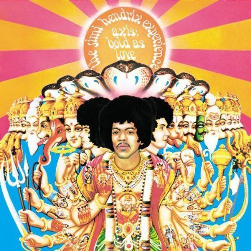 Axis Bold as Love - Jimi Hendrix