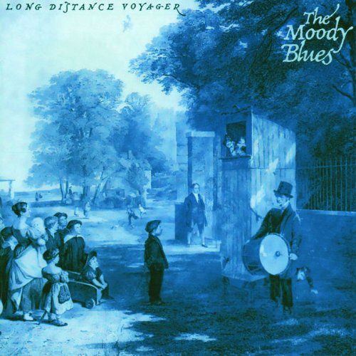 Lond Distance Voyager - The Moody Blues