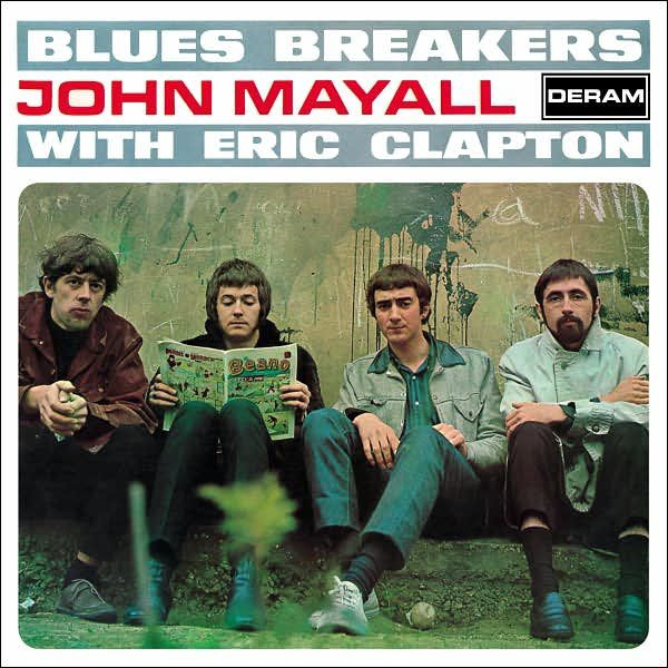 Blues Breakers - John Mayall with Eric Clapton