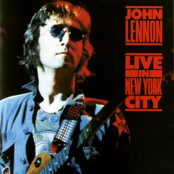 John Lennon Live in NYC
