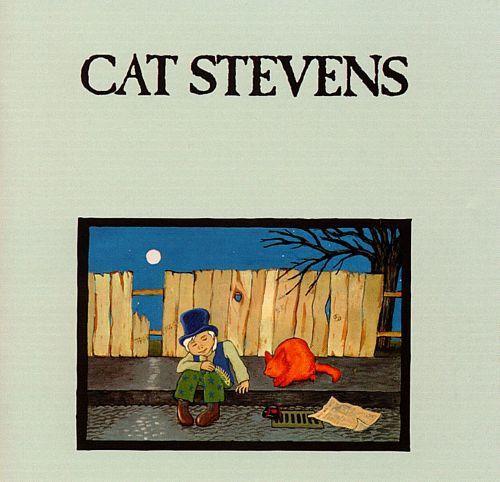 Teaser &amp&#x3B; The Firecat - Cat Stevens
