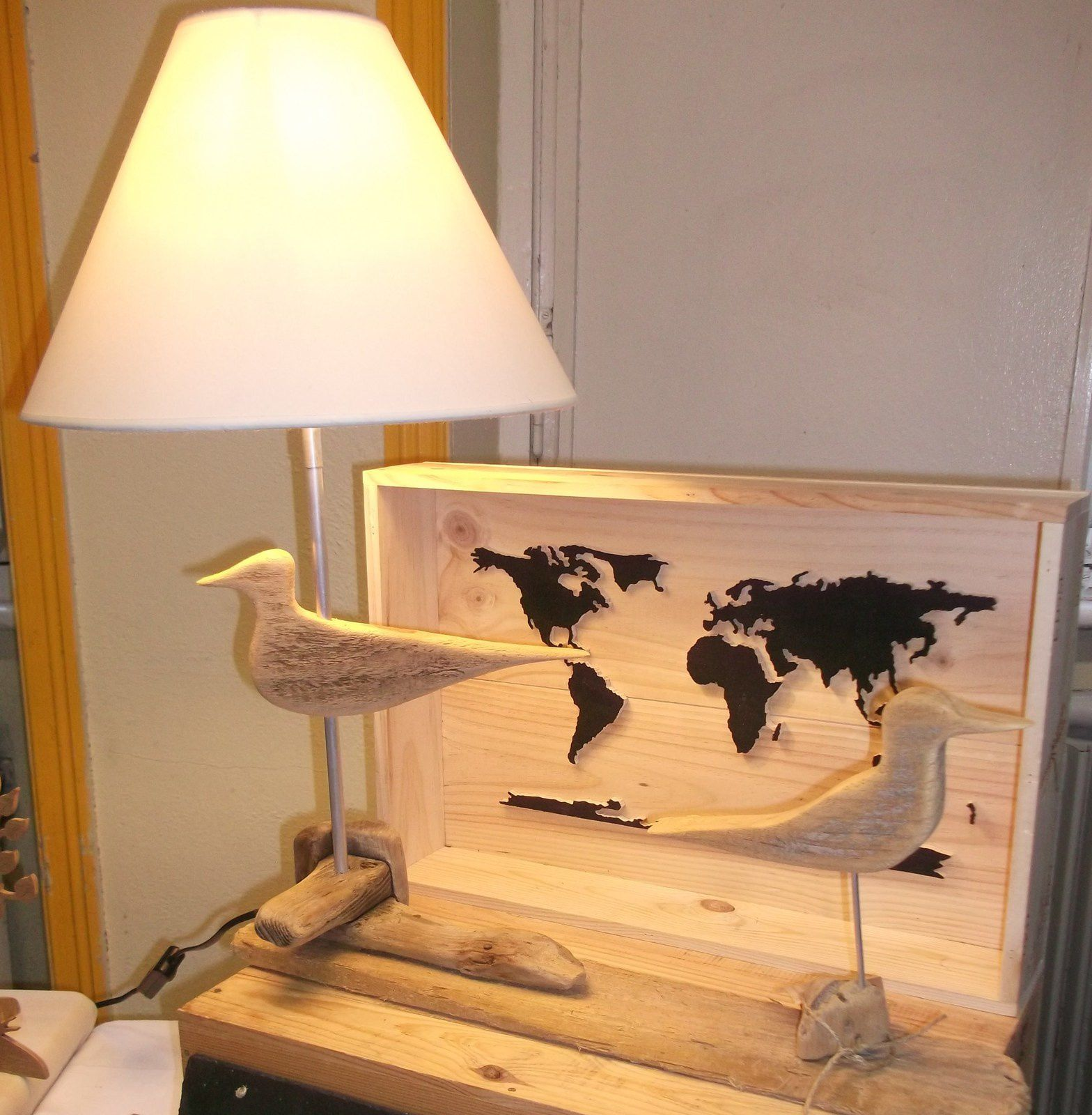 luminaires concarneau d co recycl e. Black Bedroom Furniture Sets. Home Design Ideas