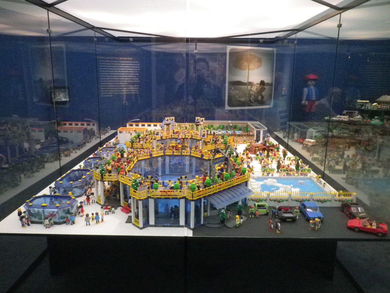 2ème diorama de la Hengel Family: Seaworld