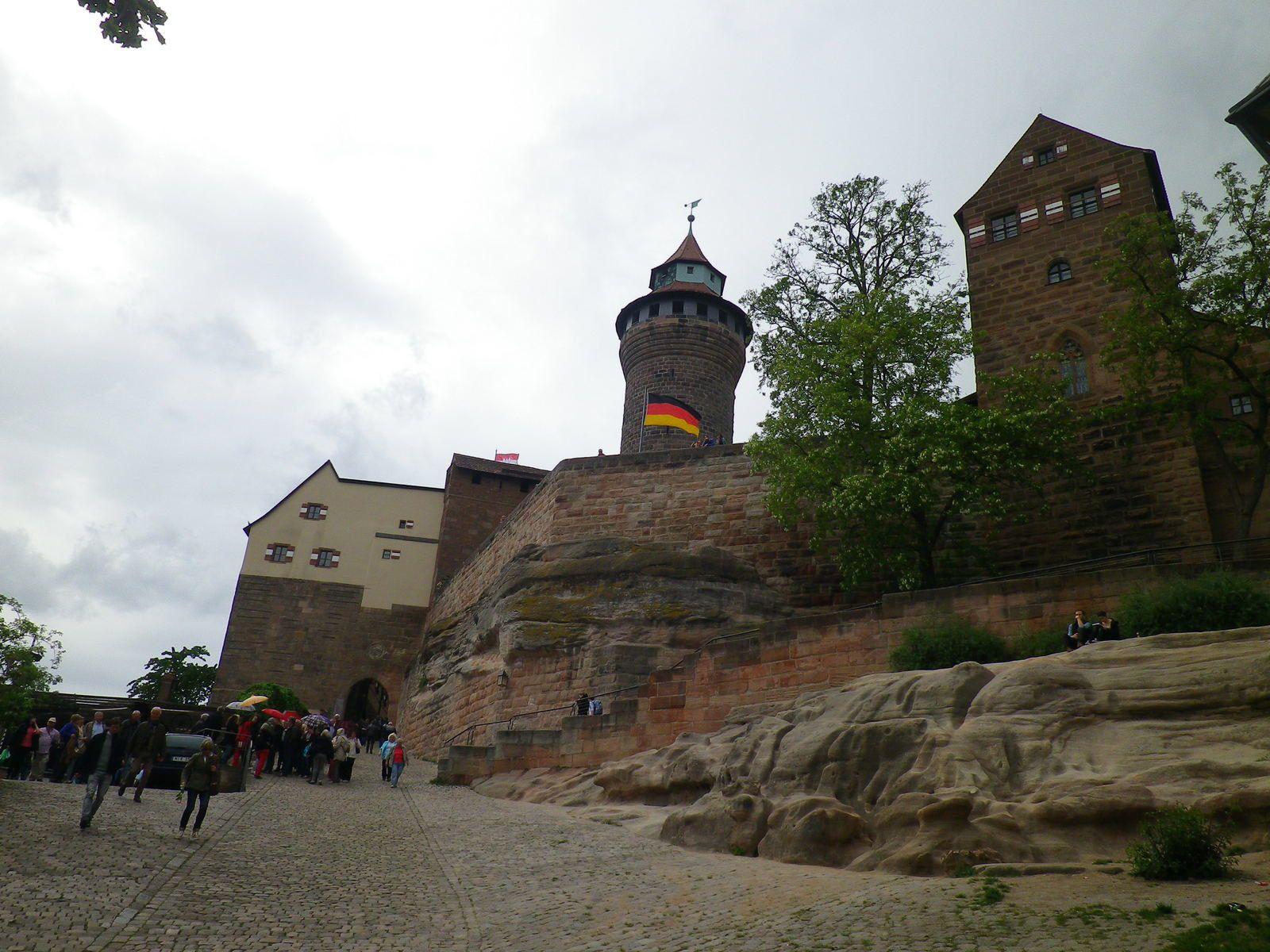 son château