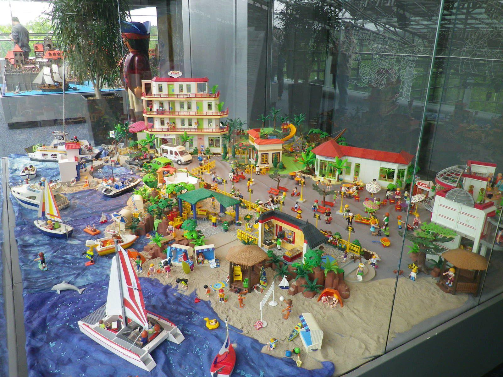 3 jours chez le Père Noël Playmobil fin...