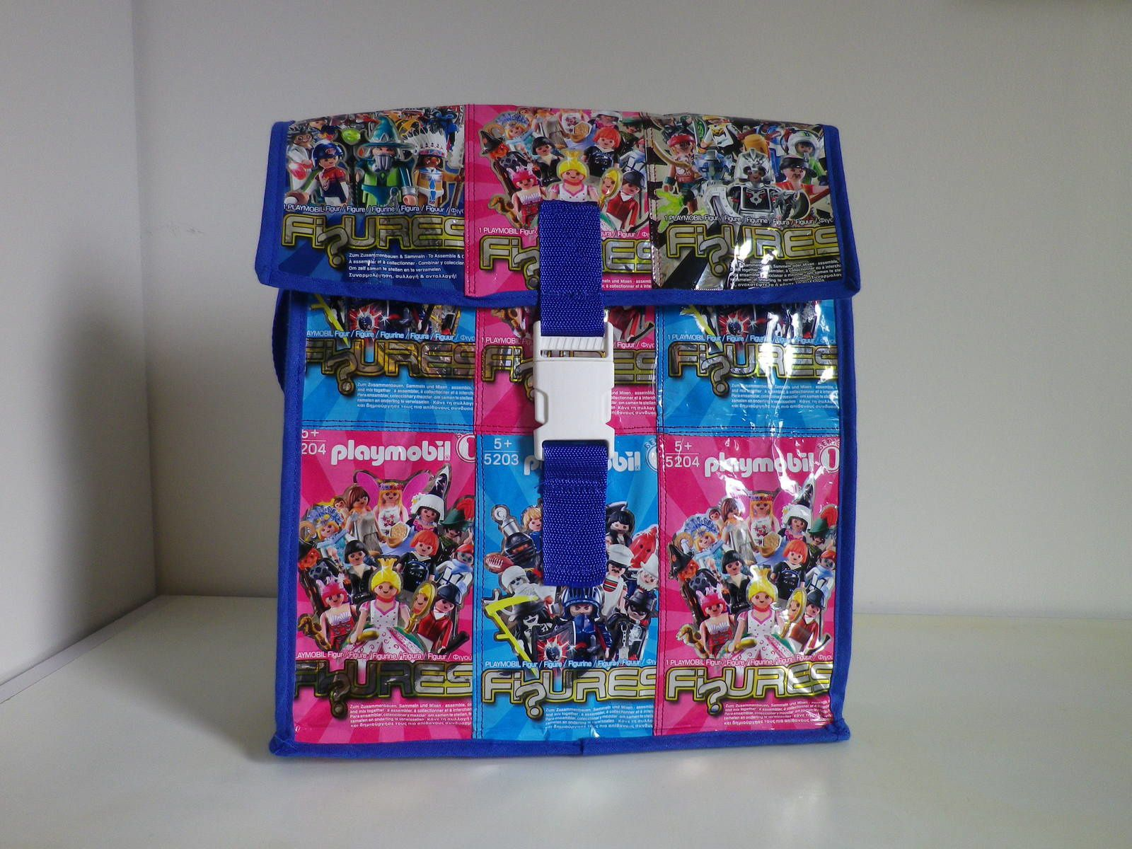 Le sac Playmobil