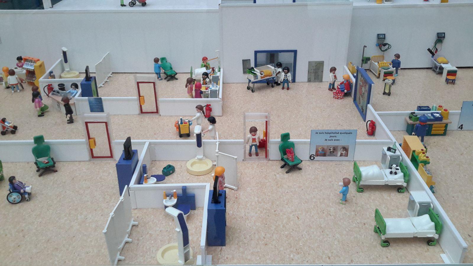Redonnons le sourire aux enfants hospitalisés (Hôpital Robert-Debré Paris)
