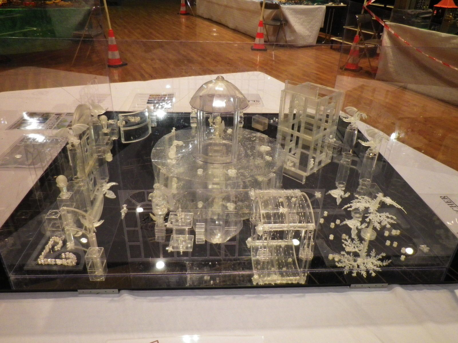 le Jardin de Cristal