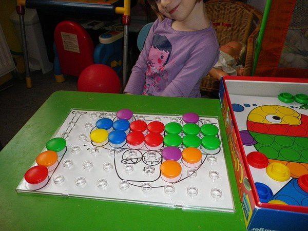 Les jeux chez Cathy pour les jours de pluie