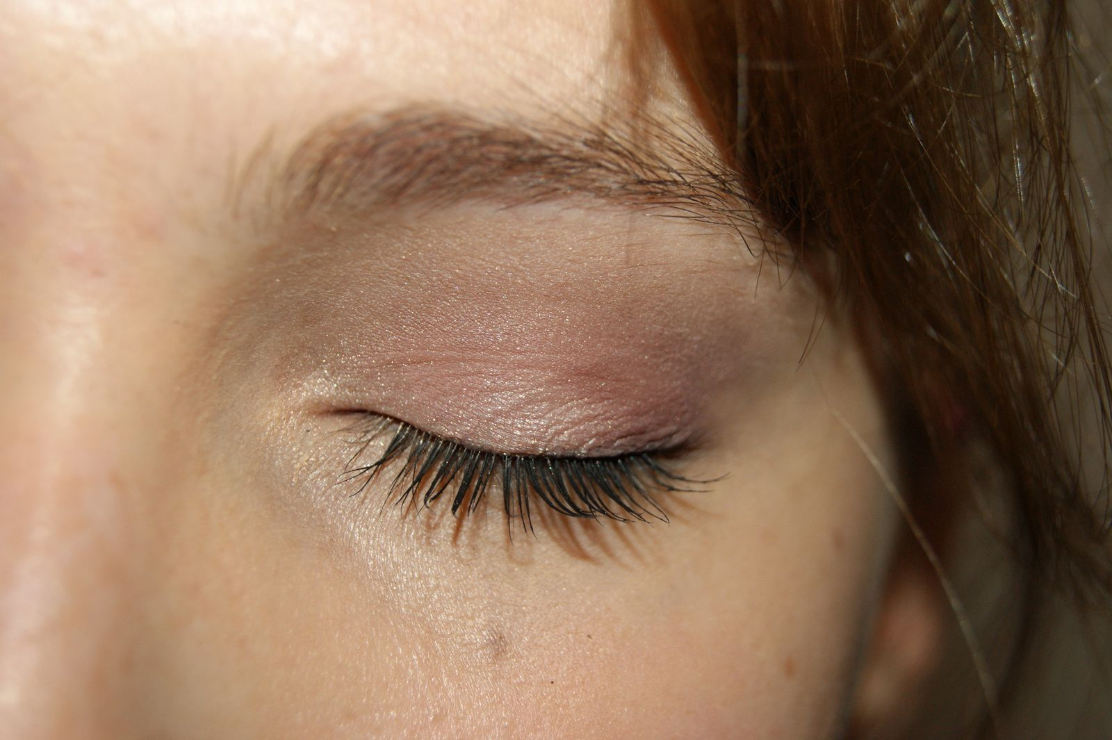 Makeup de tous les jours, tons rosés (naked 3)