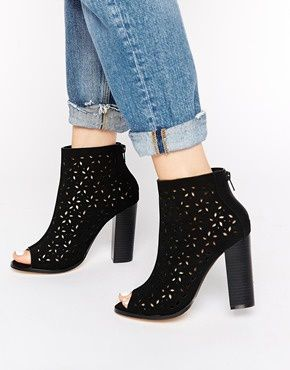low boots Asos  demoisailesfaitdesrevues.over-blog.com indispensables garde-robe dressing