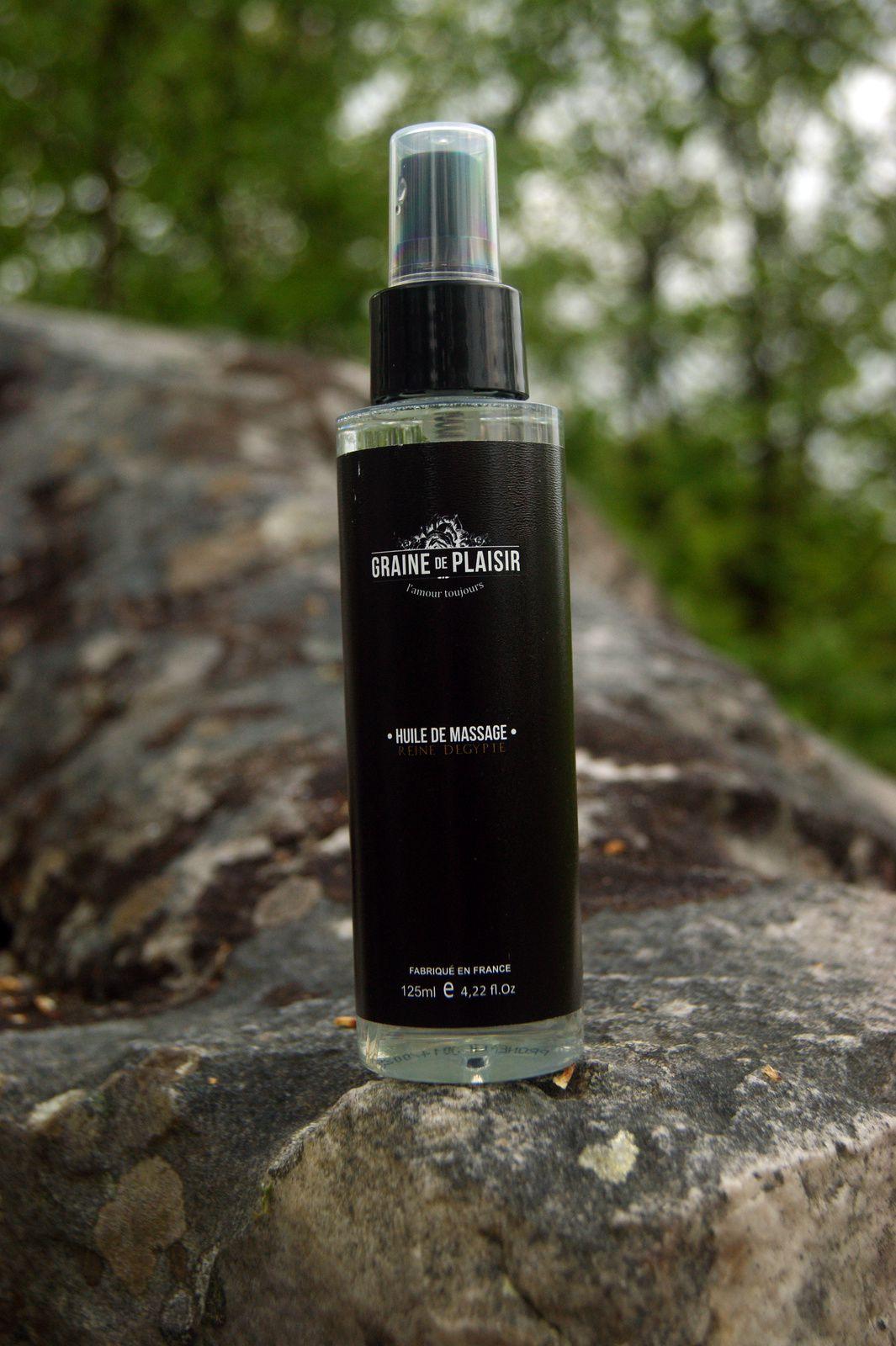 Revue Graine de plaisir huile de massage demoisailesfaitdesrevues@over-blog.com