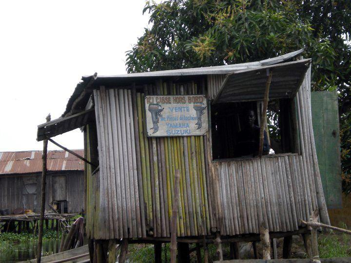 Cité lacustre de Ganvié  Voyage au Bénin: des paysages étonnants =D, demoisailesfaitdesrevues.over-blog.com