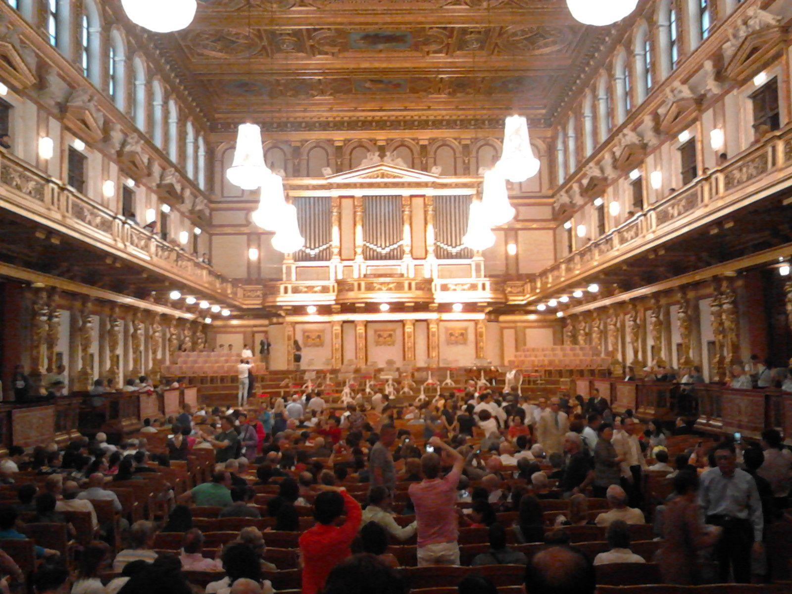 Concert Mozart bien sympa !
