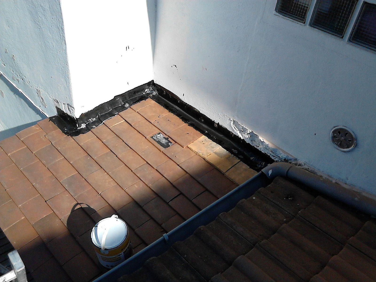 Finalisation du toit