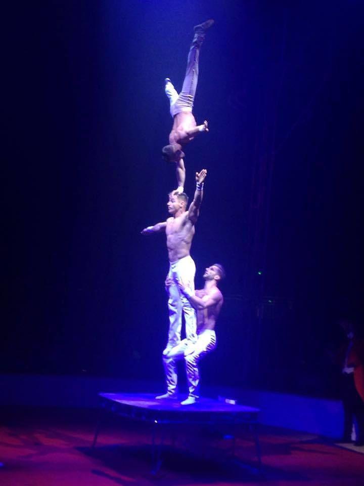Sortie au cirque pour les enfants des classes maternelles