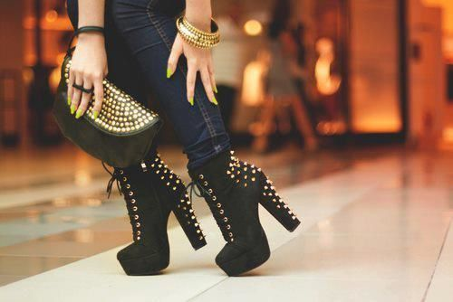 Chaussures - Bottines - Talons hauts - Wallpapers - HD
