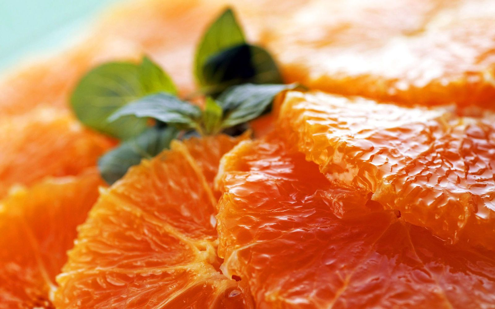 Orange - Tranches - Fruits - Wallpaper - Free