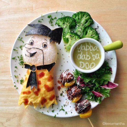Bon appétit - Nourriture - Idée pour faire manger les enfants - Picture - Free