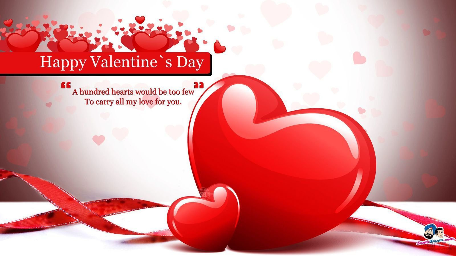Happy Valentines Day Wallpaper Free Le Blog De Lemondedesgifs