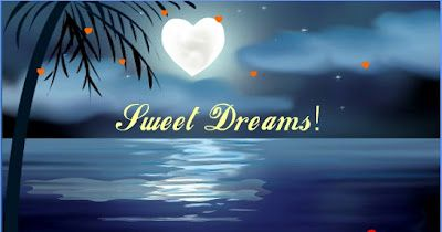 Sweet Dreams - Lune - Coeur - Picture - Free