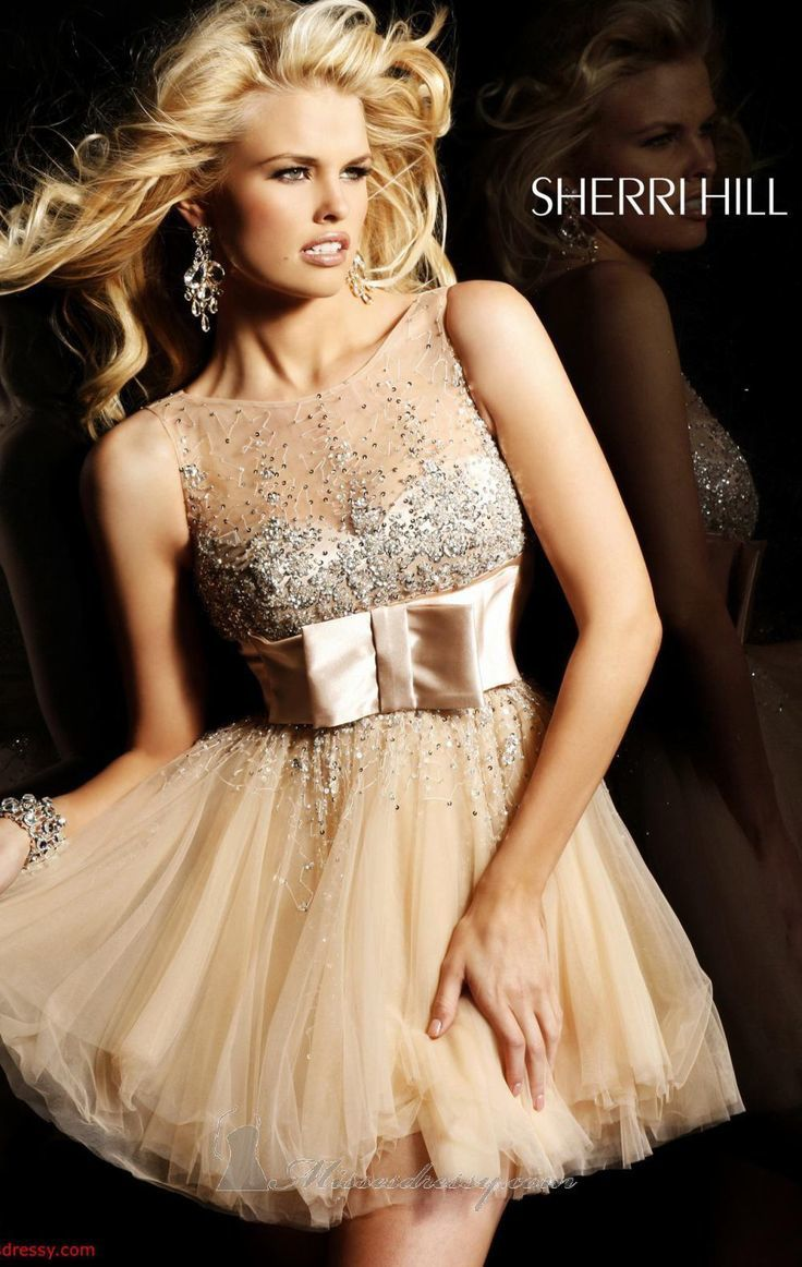 Sherri Hill - Blonde - Sexy - Plage - Picture - Free