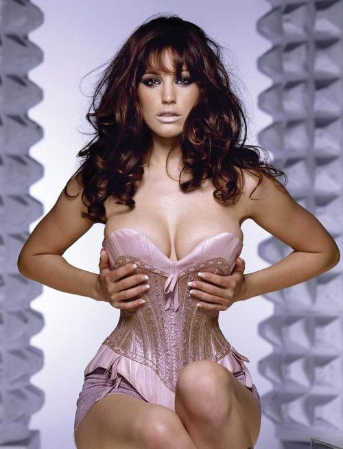 Femme - Brune - Sexy - Corset - Picture - Free