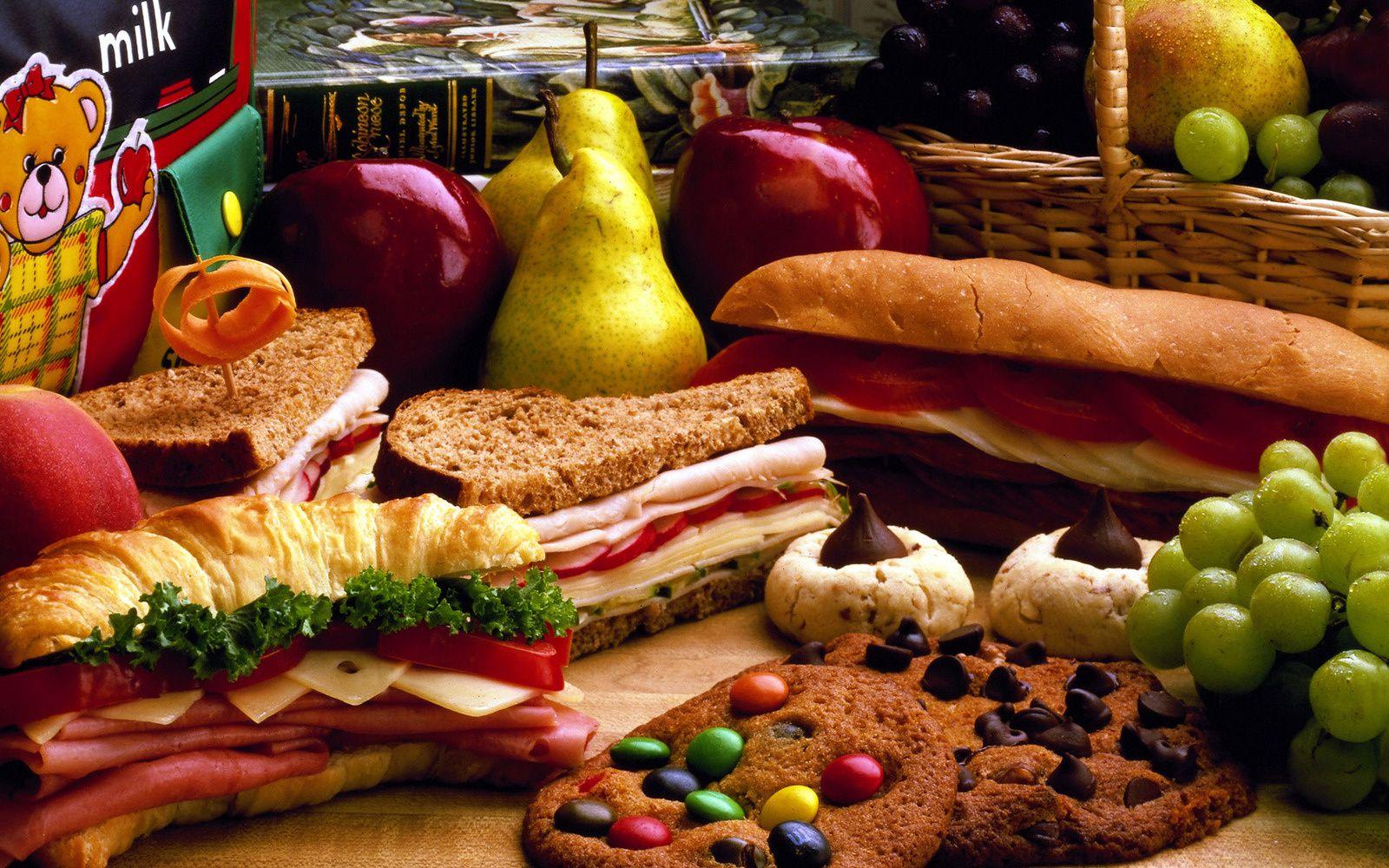 Bon appétit - Sandwichs - Nourriture - Wallpaper - Free