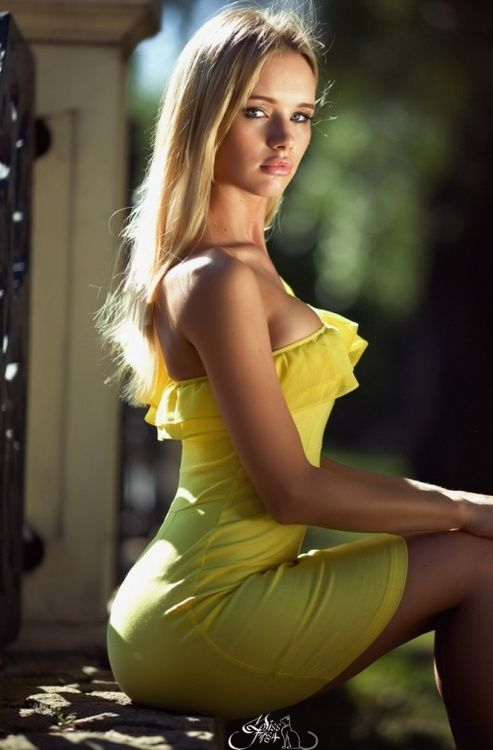 Femme - Blonde - Sexy - Picture- Free