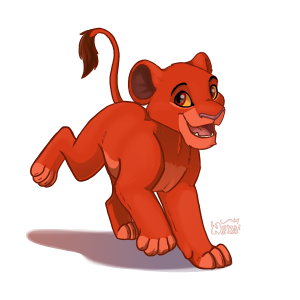Roi Lion - Disney - Render-Tube - Gratuit