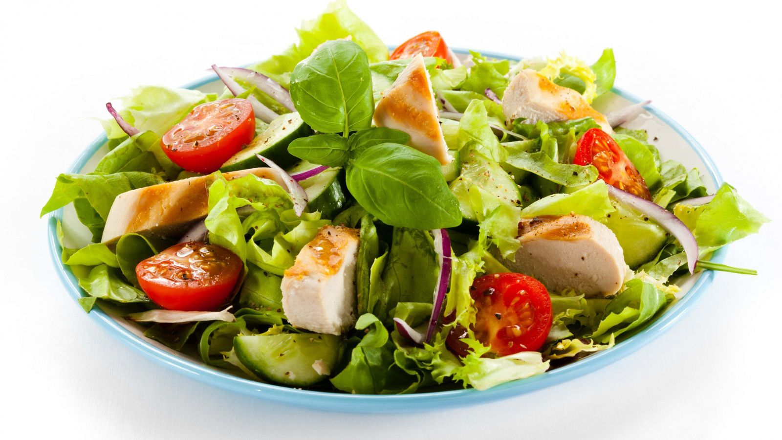 Bon appétit - Salade - Nourriture - Wallpaper - Free