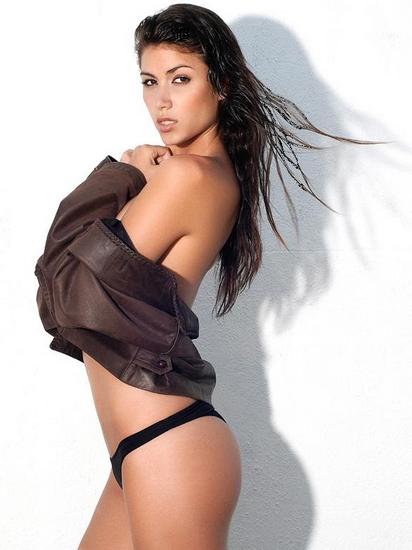 Femme - Brune - Sexy - Render-Tube - Gratuit
