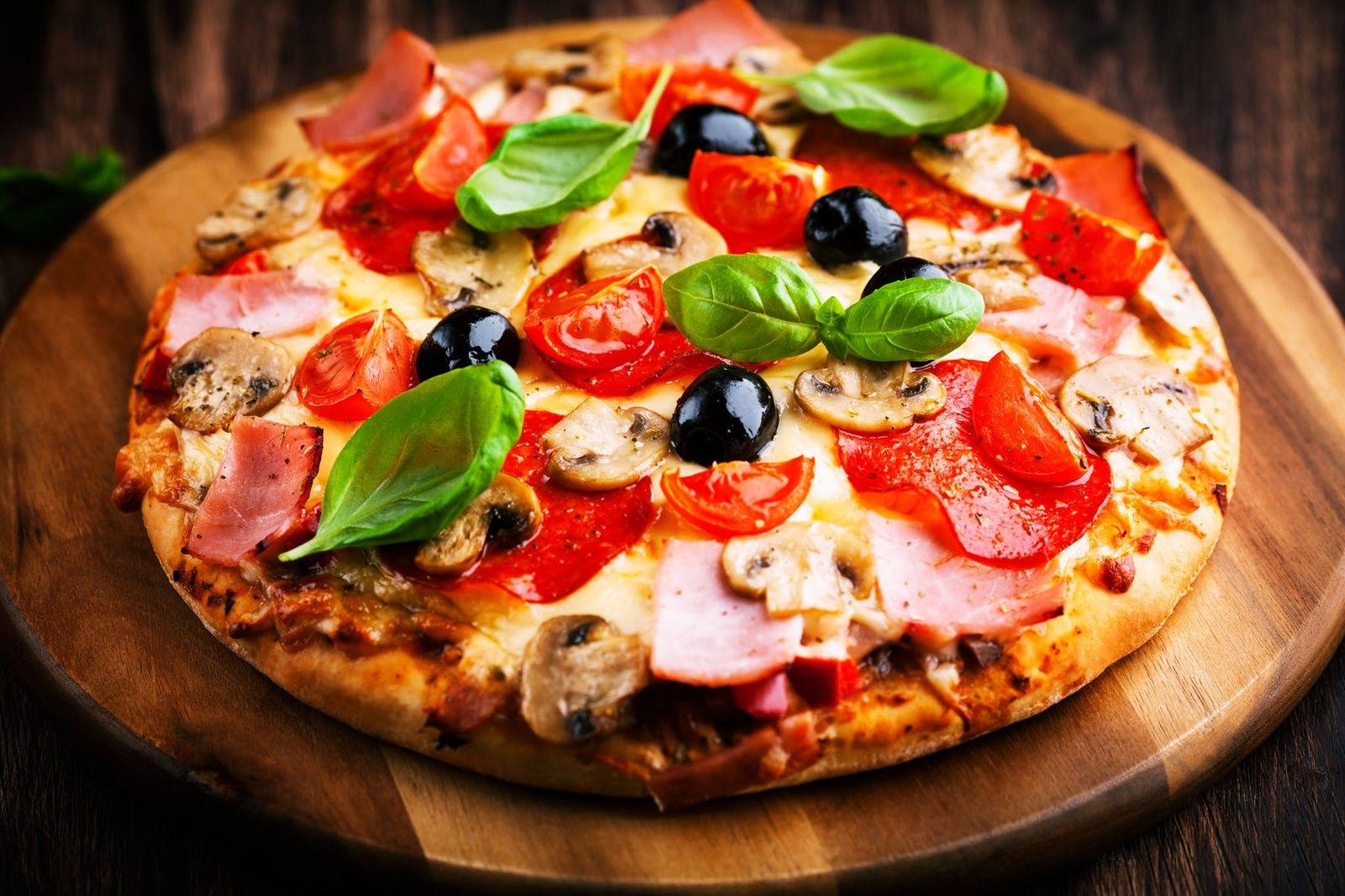 Bon appétit - Pizza - Nourriture - Wallpaper - Free