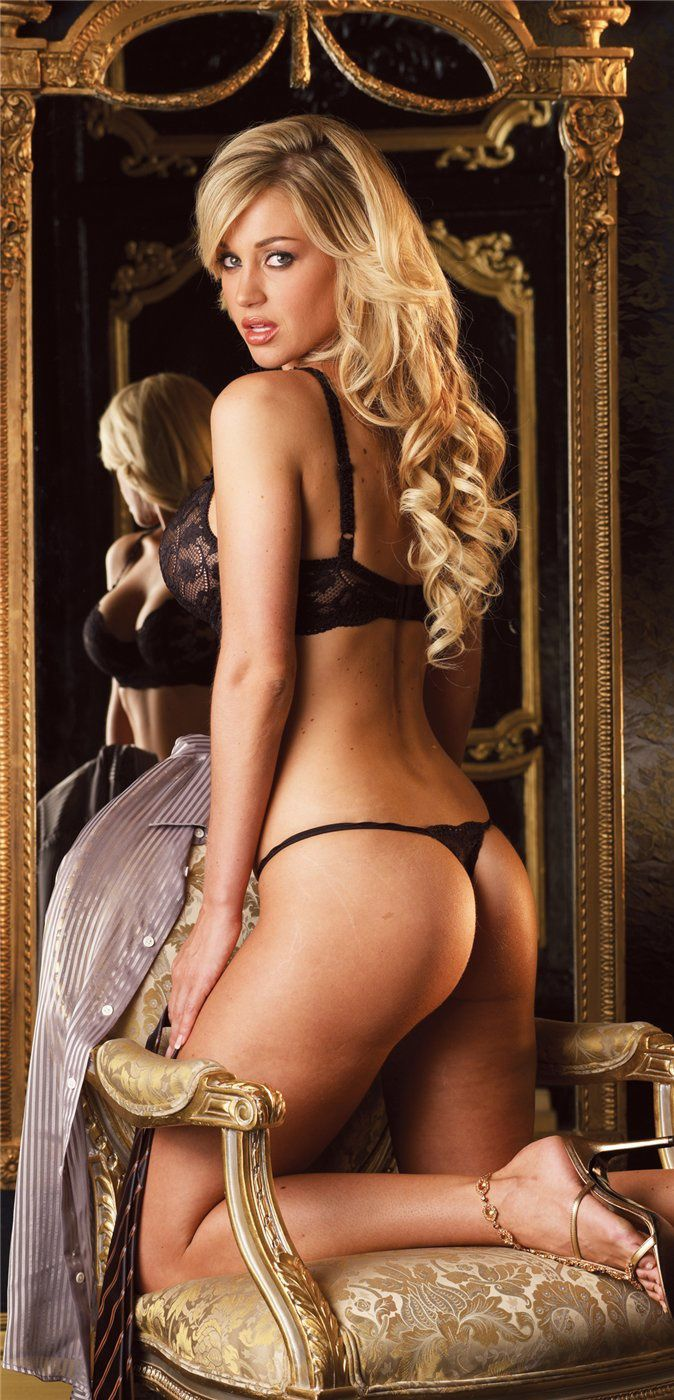 Femme - Blonde - Sexy - Miroir - Picture - Free