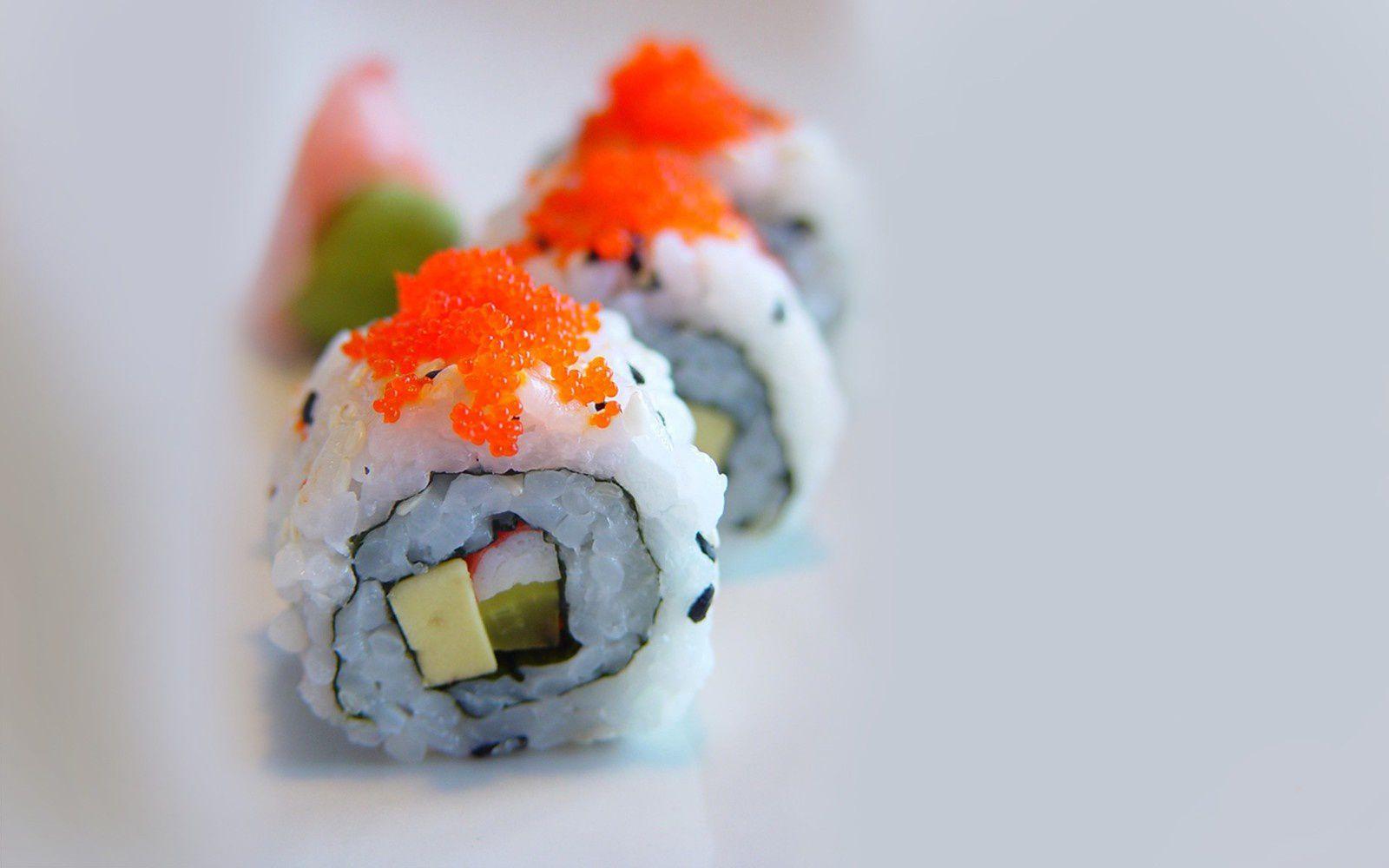 Bon appétit - Sushis - Nourriture - Wallpaper - Free