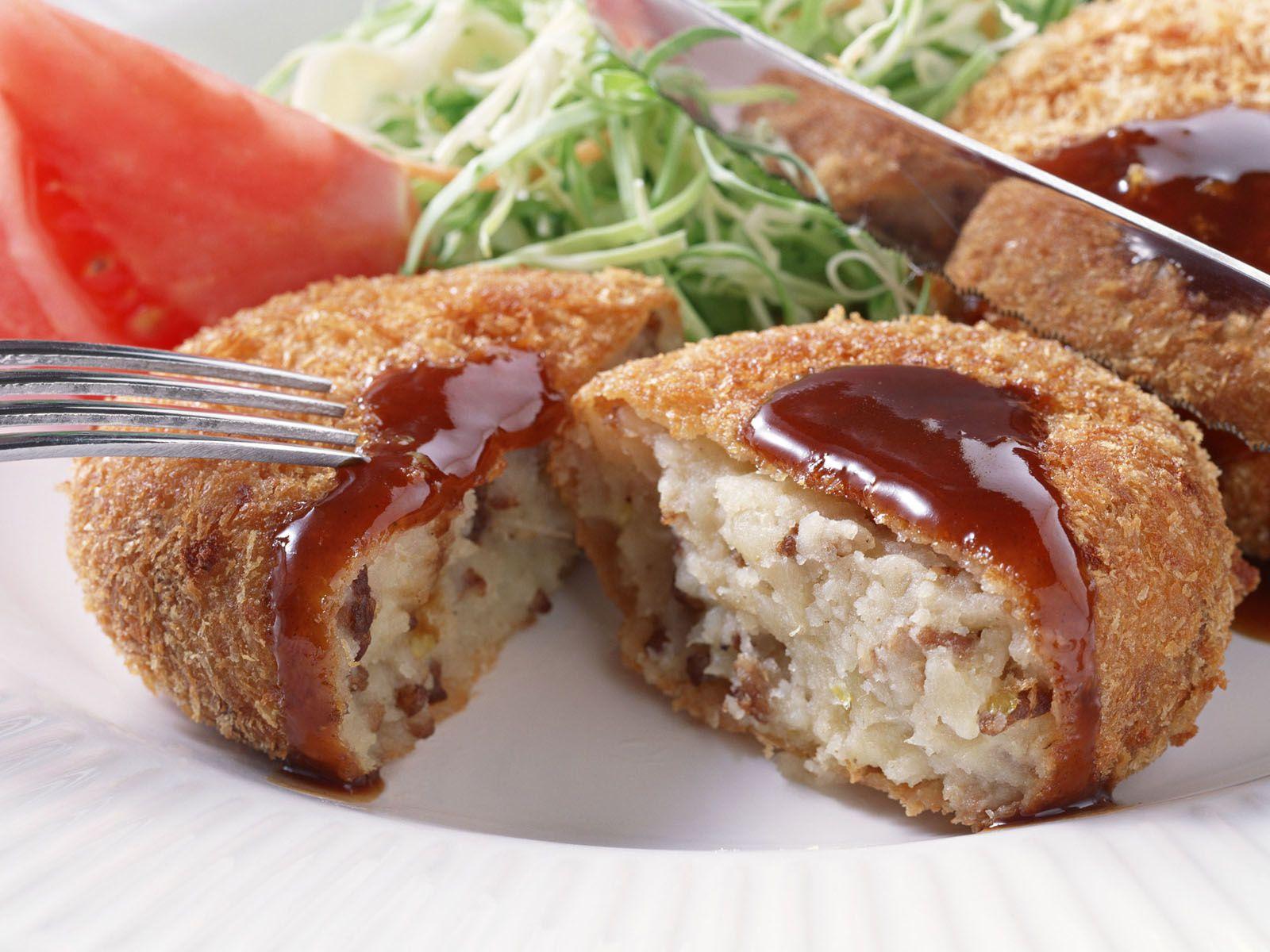 Bon appétit - Nourriture - Wallpaper - Free