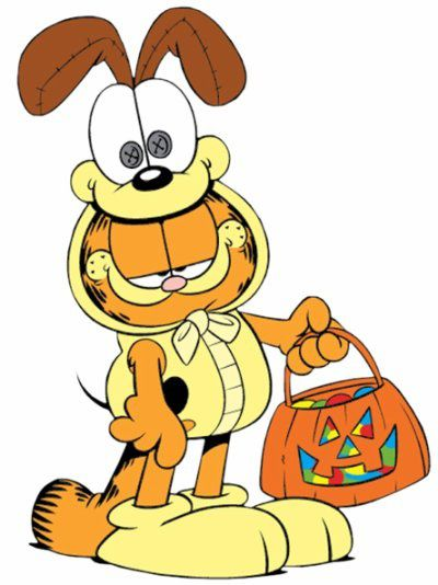 Garfield - Halloween - Fête - Déguisement - Picture - Free
