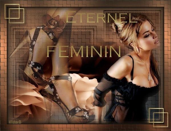 Eternel Fémin - Femme - Blonde - Sexy - Picture - Free