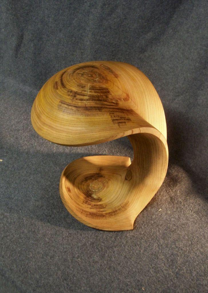 Monolobe, spalted chestnut